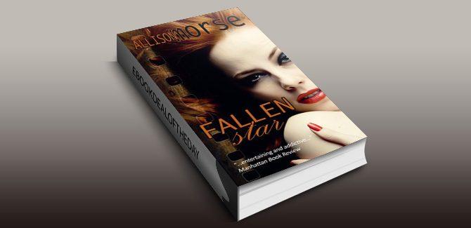 new adult gothic romance ebook Fallen Star by Allison Morse