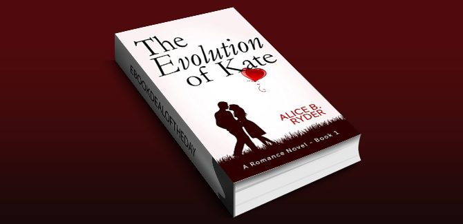 contemporary romance kindle book The Evolution of Kate by Alice B. Ryder