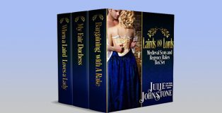 "historical ebookst ""Lairds and Lords: Medieval Scots and Regency Rakes Box Set"" by Julie Johnstone"