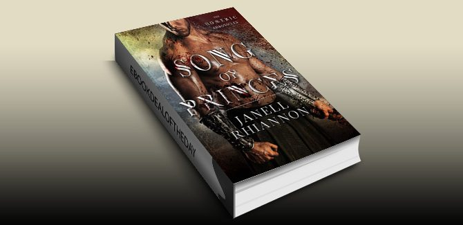 historical fantasy fiction ebook Song of Princes (Homeric Chronicles Book 1) by Janell Rhiannon