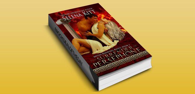 paranormal romance ebook The Surrender of Persephone (Myths Behaving Badly Book 1) by Selena Kitt