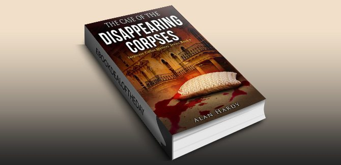 humor mystery & suspense ebook The Case Of The Disappearing Corpses: Inspector Cullot Mystery Series Book 3 by Alan Hardy