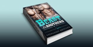 "menage sports romance ebook ""Beast Brothers: A Stepbrother Sports Romance"" by Stephanie Brother"