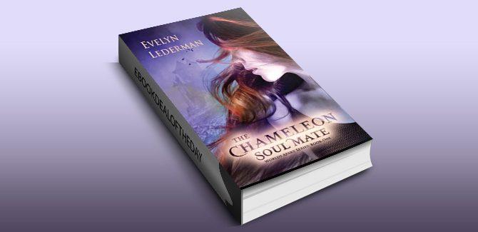 scifi paranormal romance ebook The Chameleon Soul Mate by Evelyn Lederman