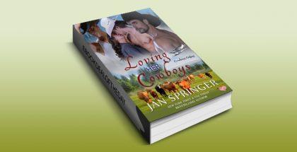"western erotic romance ebook ""Loving Her Cowboys: Cowboys Online 3"" by Jan Springer"
