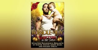 "paranormal romance on holidays boxed set ""Shifters in the Snow: Bundle of Joy: Seventeen Paranormal Romances of Winter Wolves, Merry Bears, and Holiday Spirits"" by Olivia Arran + more!"