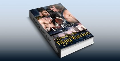"historical menage romance ebook ""Claimed by the Viking Warriors: Menage Historical Romance"" by Lily Reynard"