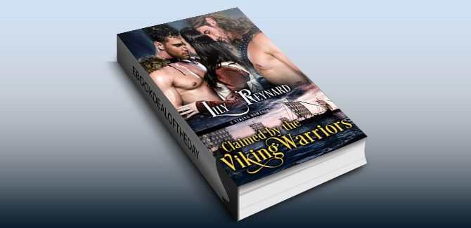 historical menage romance ebook Claimed by the Viking Warriors: Menage Historical Romance by Lily Reynard