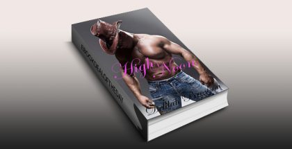 "western erotic romance ebook ""High Noon"" by Delilah Bronson"
