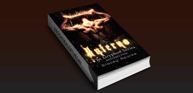 fantasy fiction ebook Inferno (The Gryphon Series Book 6) by Stacey Rourke