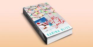 "holiday romance ebook ""Kiss Me, Santa"" by Karina Bliss"