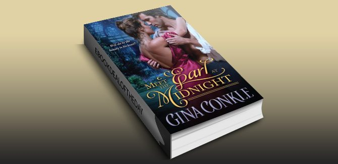 historical romance ebook Meet the Earl at Midnight (Midnight Meetings Book 1) by Gina Conkle