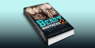 "menage romantic suspense ebook ""Beast Brothers 2: An MFM Twin Ménage Romance"" by Stephanie Brother"