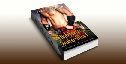 "istorical Scottish romance ebook ""The Highlander's Stolen Heart 1"" by Donna Fletcher"