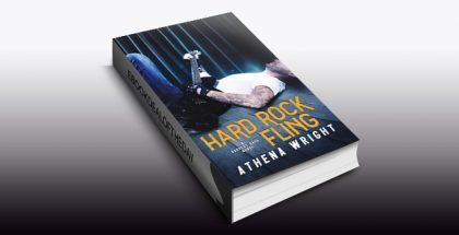 "contemporary romance ebook ""Hard Rock Fling: A Rock Star Romance"" by Athena Wright"