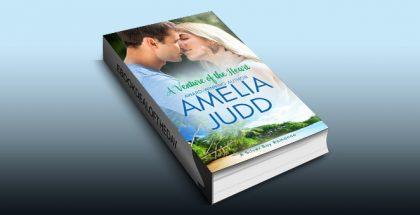 "contemporary romantic comedy ebook ""A Venture of the Heart (Silver Bay Book 1)"" by Amelia Judd"