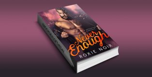 "contemporary romance ebook ""Never Enough: A Rockstar Romance"" by Roxie Noir"
