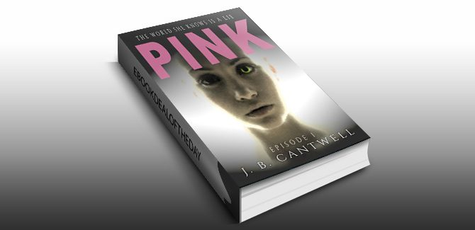 middle grade ya fantasy ebook Pink - Episode 1 by J. B. Cantwell
