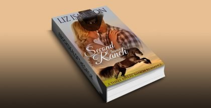 "contemporary romance ebook ""Second Chance Ranch: An Inspirational Western Romance (Three Rivers Ranch Romance Book 1)"" by Liz Isaacson"