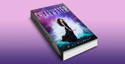 "ya urban fantasy ebook ""Shearwater: Ocean Depths Book One (FULL)"" by D.S. Murphy"