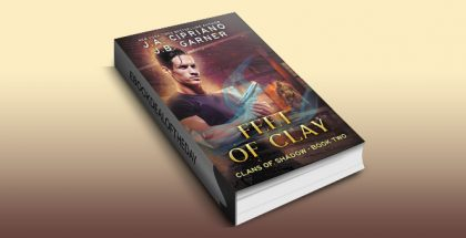 "an urban fantasy ebook ""Feet of Clay: An Urban Fantasy Novel (Clans of Shadow Book 2)"" by J.A. Cipriano"