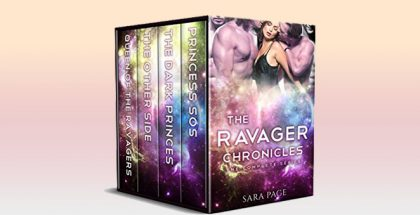 "scifi romance boxedSet ""The Ravager Chronicles: The Complete Series"" by Sara Page"