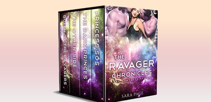 scifi romance boxedSet The Ravager Chronicles: The Complete Series by Sara Page