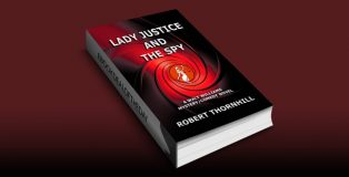 "humor mystery ebook ""Lady Justice and the Spy"" by Robert Thornhill"
