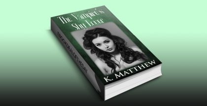 "paranormal erotica ebook ""The Vampire's Shy Lover (The Virgin Vampire Series Book 3)"" by K. Matthew"