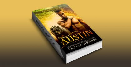 "paranormal romance ebook ""Heartsridge Shifters: Austin (South-One Bears Book 1)"" by Olivia Arran"