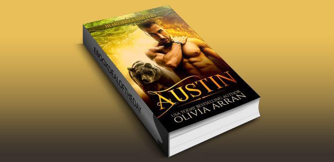 paranormal romance ebook Heartsridge Shifters: Austin (South-One Bears Book 1) by Olivia Arran