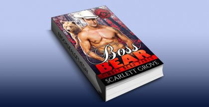 "paranormal romance ebook ""Boss Bear (Bear Shifter Cowboy Romance) (Timber Bear Ranch Book 1)"" by Scarlett Grove"