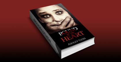 "romance suspense ebook ""Bound by the Heart"" by Ashley Goss"