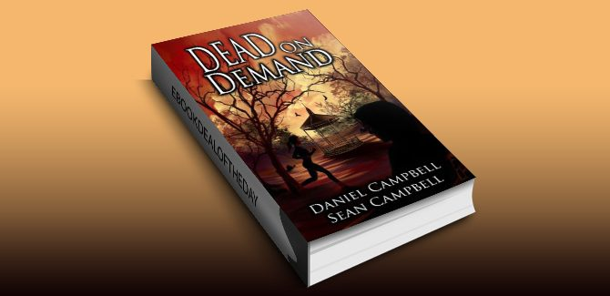 crime fiction ebook Dead on Demand (A DCI Morton Crime Novel Book 1) by Sean Campbell, Daniel Campbell