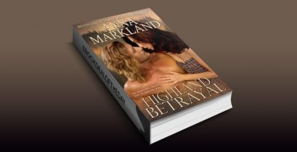 "ighland historical romance ebook ""Highland Betrayal"" by Anna Markland"
