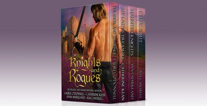 "historical medieval romance ebook ""Knights and Rogues"" by Various Authors"