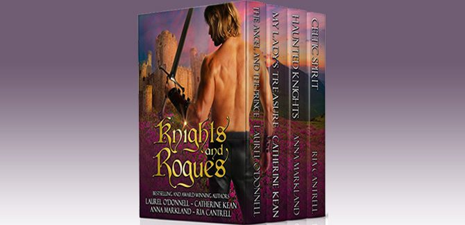 historical medieval romance ebook Knights and Rogues by Various Authors