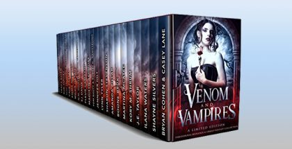 "boxed set ""Venom & Vampires: A Limited Edition Paranormal Romance and Urban Fantasy Collection"" by Multiple Authors"