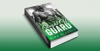 "contemporary romance ebook ""Caught Off Guard: A Sports Romance"" by Kira Blakely"