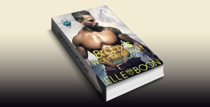 "fantasy paranormal romance ebook ""Bronx's Wounded Wolf, Mystic Wolves 4"" by Elle Boon"
