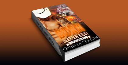 "paranormal romance ebook ""Burn (Bearpaw Ridge Firefighters Book 5)"" by Ophelia Sexton"