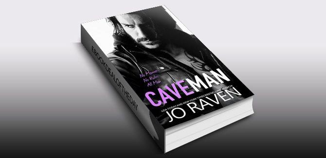 contemporary romance ebook Caveman: A Single Dad Next Door Romance by Jo Raven,