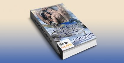 """paranormal romance ebook """"Sassy Ever After: Claws, Class and a Whole Lotta Sass (Kindle Worlds Novella) (Dragon Guard Book 20)"""" by Julia Mills"""