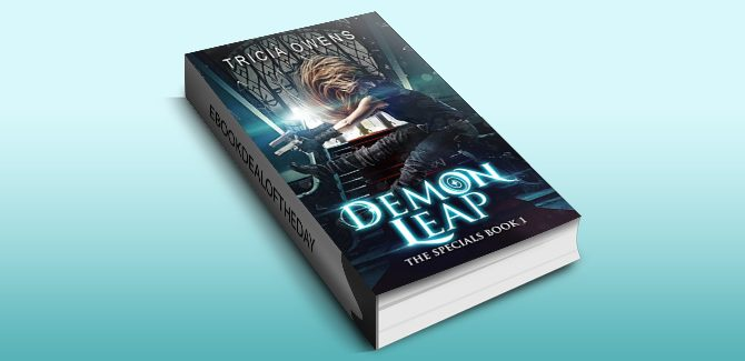 nalit urban fantasy ebook Demon Leap: an Urban Fantasy (The Specials Book 1) by Tricia Owens