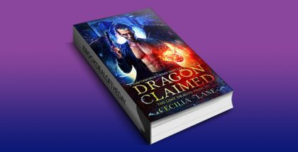 "paranormal romance ebook ""Dragon Claimed: A Powyrworld Urban Fantasy Shifter Romance (The Lost Dragon Princes Book 2)"" by Cecilia Lane"