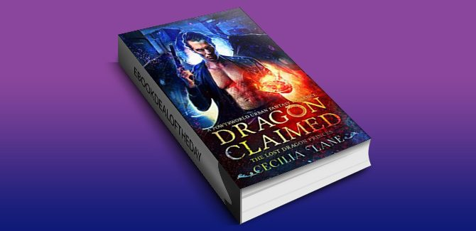 paranormal romance ebook Dragon Claimed: A Powyrworld Urban Fantasy Shifter Romance (The Lost Dragon Princes Book 2) by Cecilia Lane