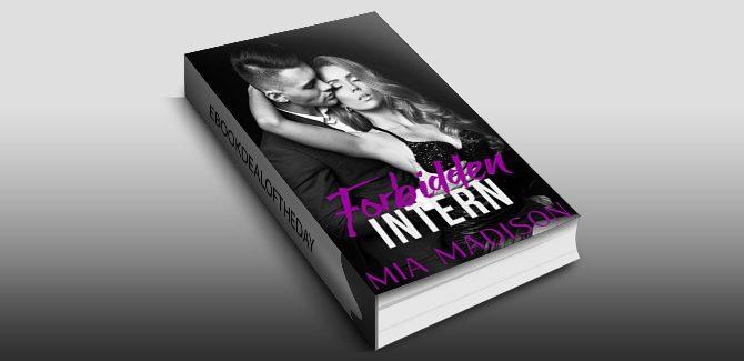 contemporary romance ebook Forbidden Intern by Mia Madison
