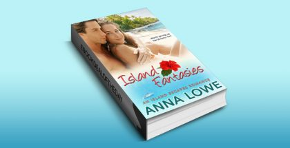 "timetravel romance ebook ""Island Fantasies: An Island Escapes Travel Romance"" by Anna Lowe"
