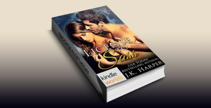 """paranormal romance ebook """"Sassy Ever After: License to Sass (Kindle Worlds Novella)"""" by J.K. Harper"""