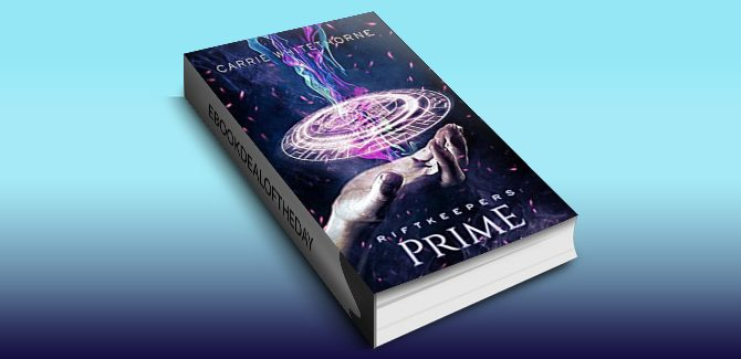 paranormal romance ebook Riftkeepers: Prime by Carrie Whitethorne